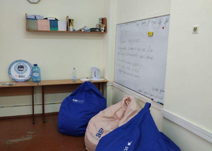 Розвиваємо студентський простір для студентів
