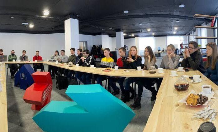 Students IT-meet: круглий стіл зі студентами