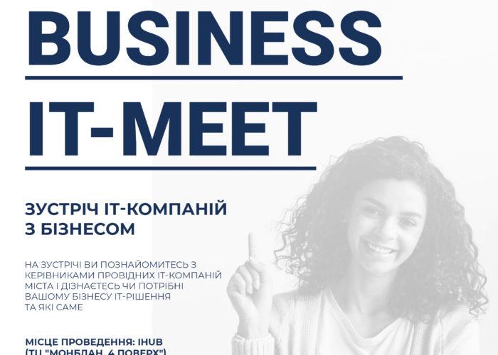 BUSINESS IT-MEET